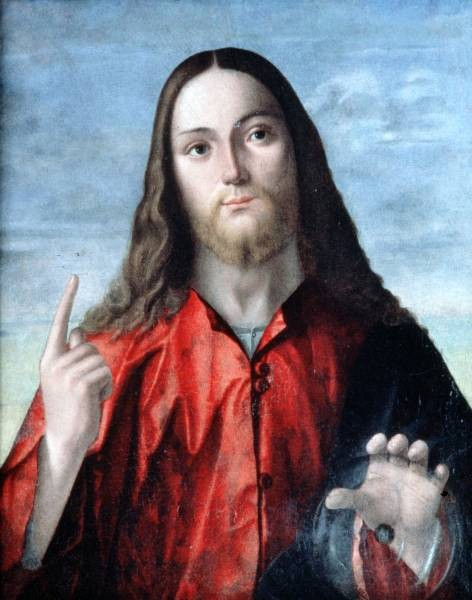 Carpaccio Salvator Mundi